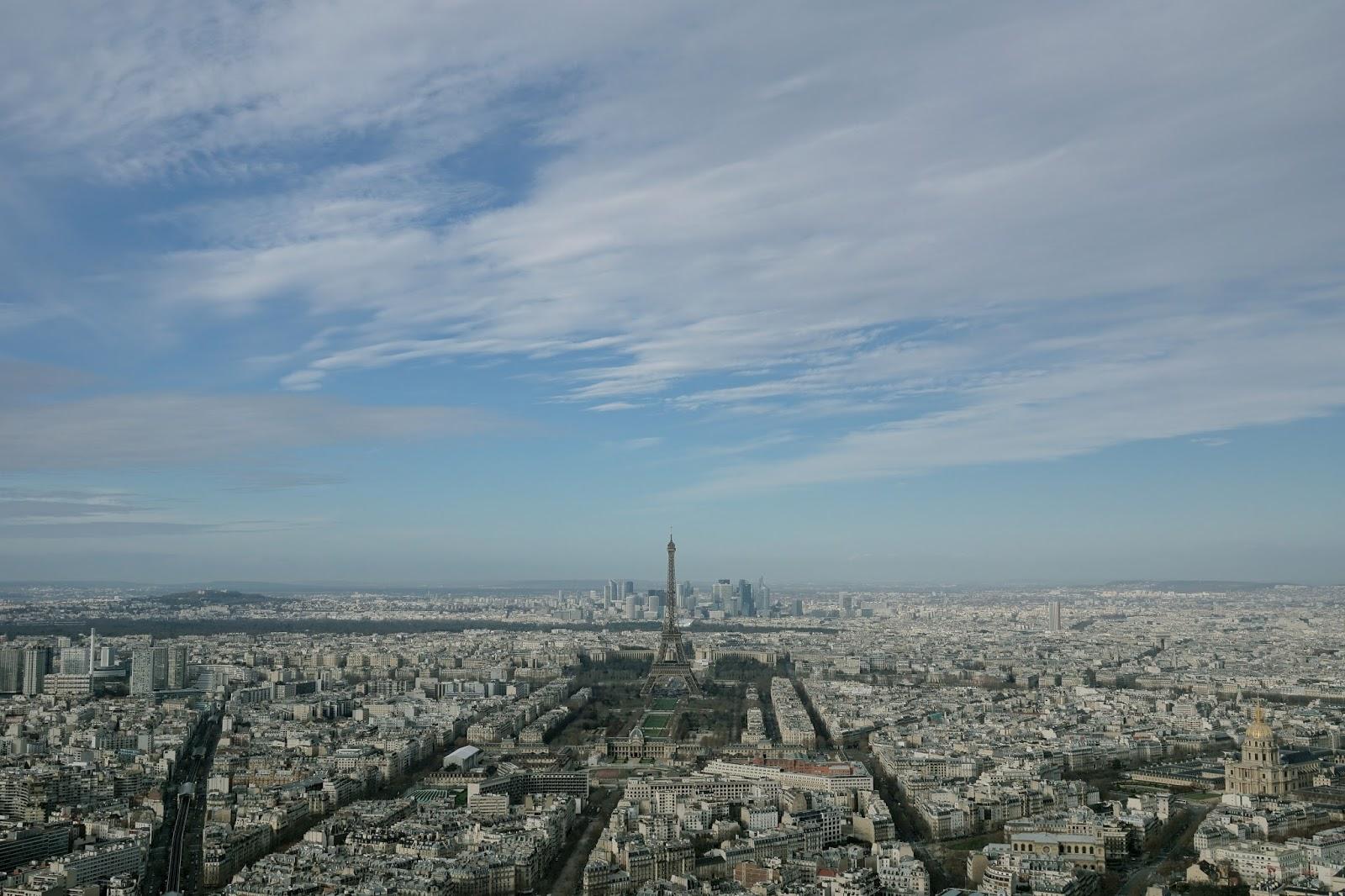 モンパルナスタワー(Tour Montparnasse)