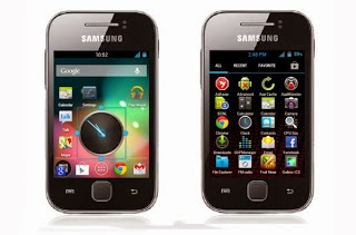 Upgrade Samsung Galaxy Young GT - S5360 Ke Versi JellyBean
