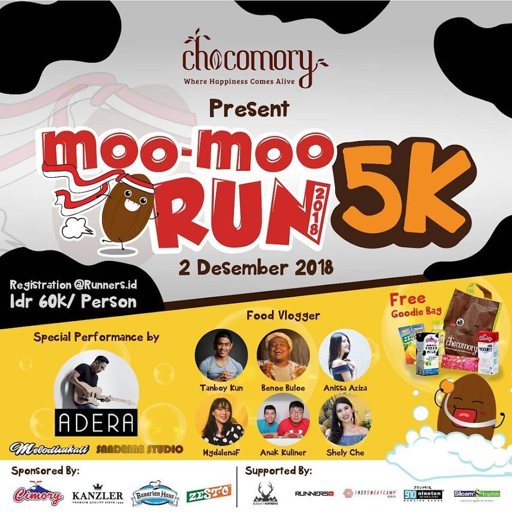 MooMooRUN 5K • 2018
