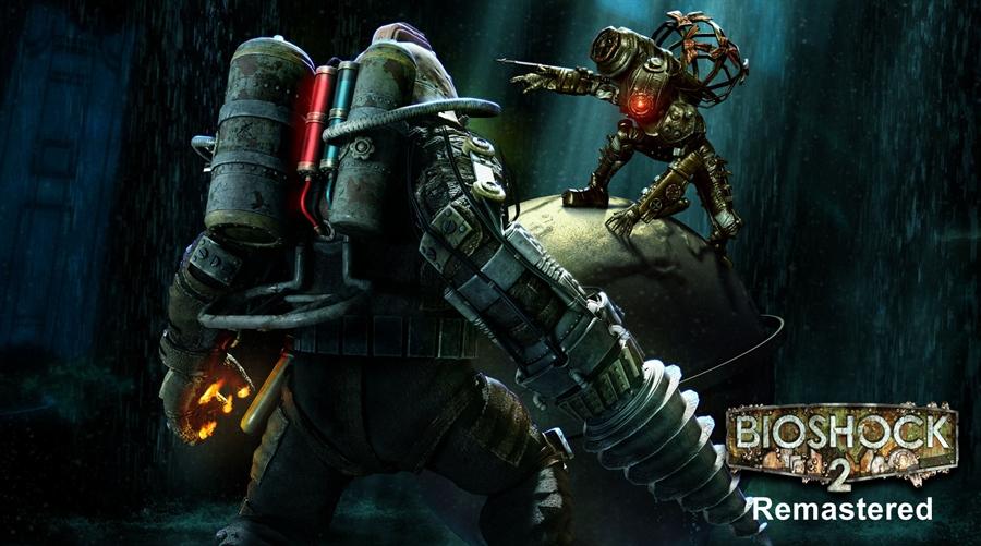 BioShock 2 Remastered Free Download Poster
