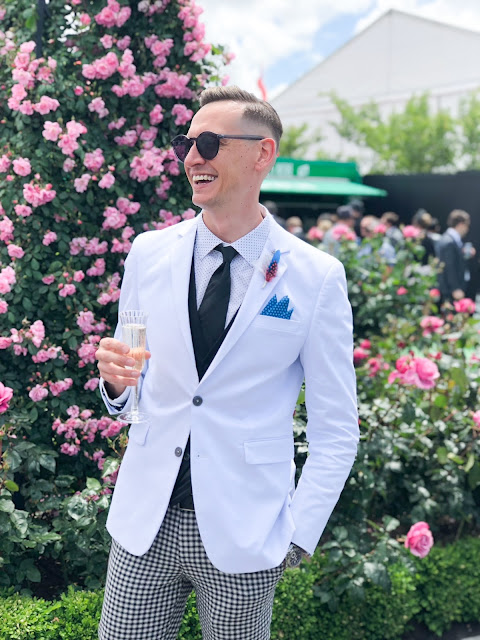 MENS FASHION ON THE FIELDS 2017