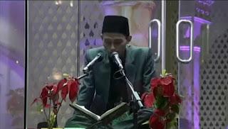 Juara 2 MTQ Nasional 2014 (H. Zaenal Abidin - Qiro'ah Sab'ah Dewasa Putra)