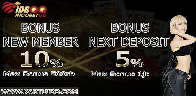 Bonus 500RB Khusus Untuk New Member LoginIDB