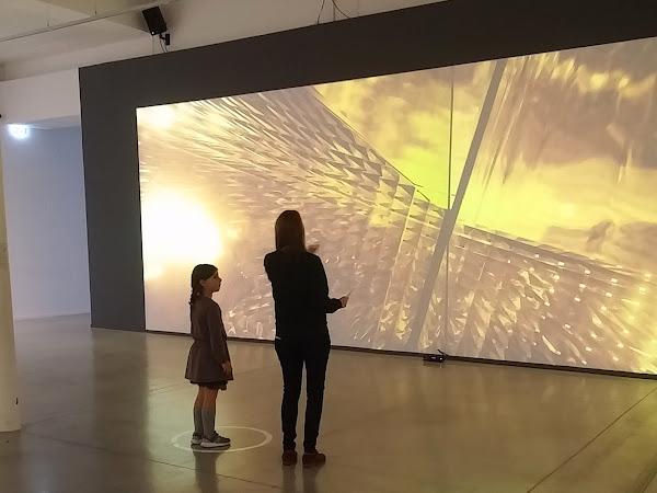 """Sortie en Famille - L'exposition """"Raisonnances Magnétiques"""" à La Panacée"""