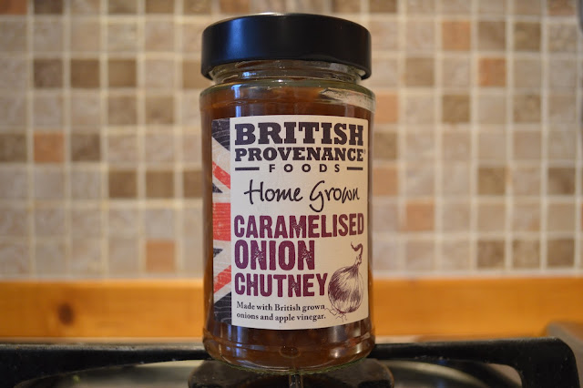 British Provenance Onion Chutney