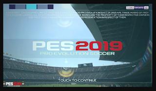 FTS 19 Mod PES 2019