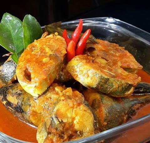 Resep Gulai Ikan Tongkol Tongkol