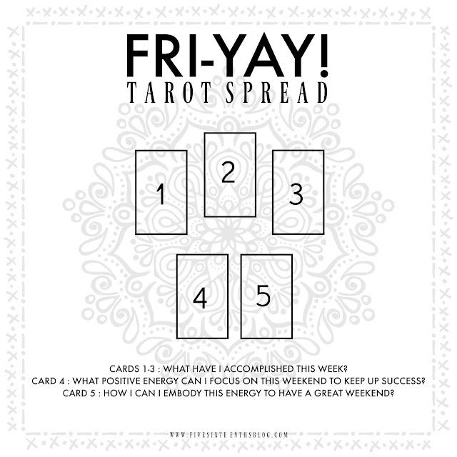 Fri-YAY! Tarot Spread