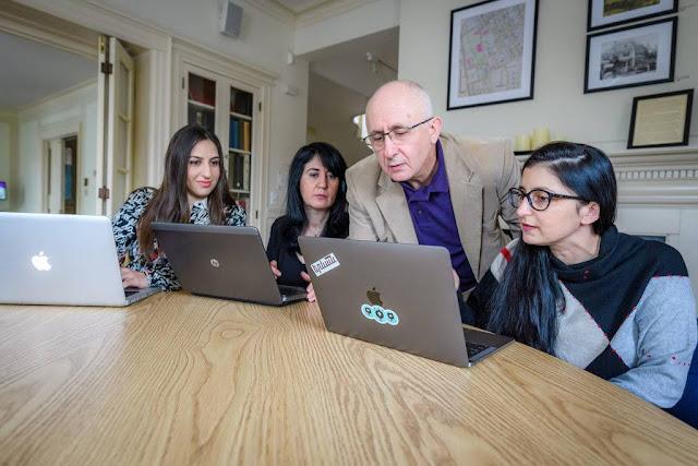 Lanzan archivo digital sobre el genocidio armenio