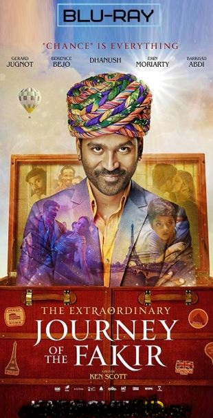 The Extraordinary Journey of the Fakir (2018) English 300MB BluRay 480p x264