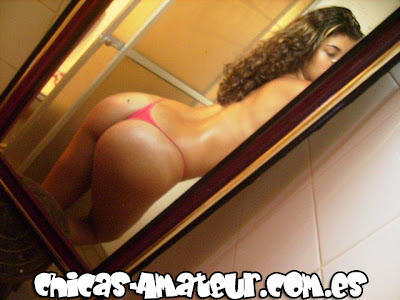 Panameña amateur completamente desnuda