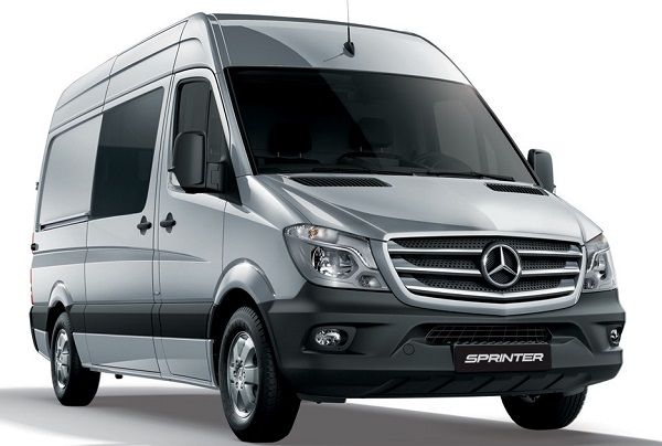 "Mercedes-Benz Sprinter ""Silver Edition"""