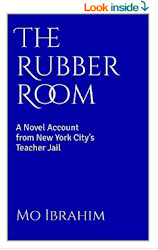 THE RUBBER ROOM: A NOVEL ACCOUNT FROM NYC's TEACHER JAIL