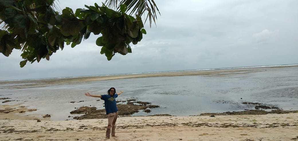 Wisata Pantai Sancang Cibalong Kabupaten Garut
