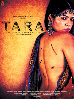 Poster Of Bollywood Movie Tara The Journey of Love and Passion 2015 Full Hindi Movie 300MB HDRip 480P ESubs