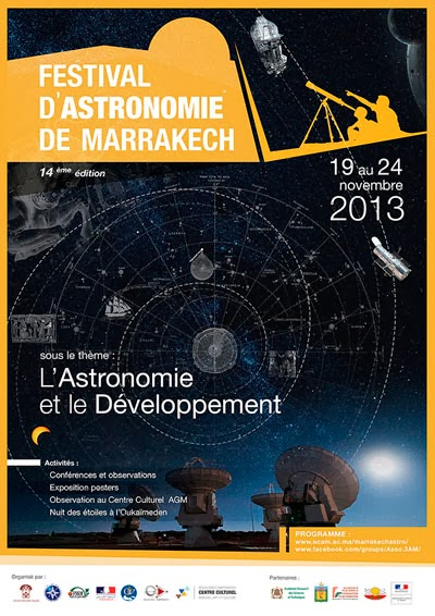 astronomie centre interret cv