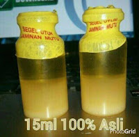 minyak bulus asli sidoayu
