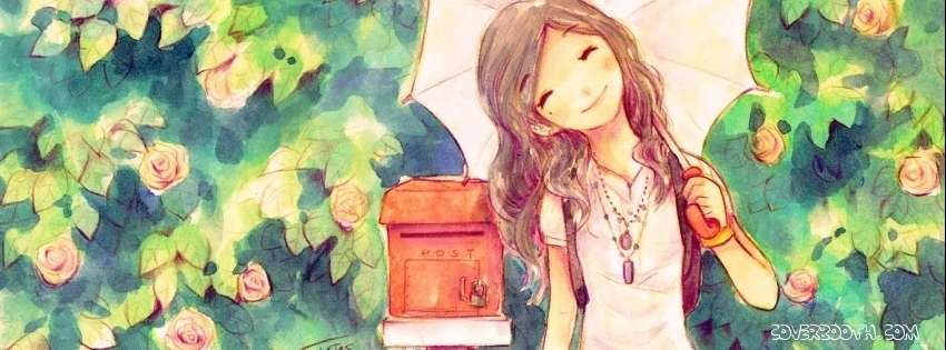 Cute Wallpapers For Facebook Timeline Cover For Girls