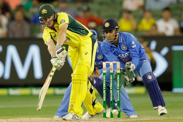 India vs Australia, ICC World T20