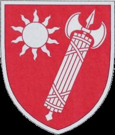 Нарукавна емблема Східного територіальне управління ВСП