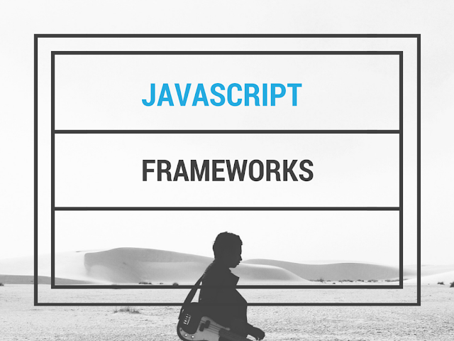 list of Best JavaScript Frameworks for Web Developers