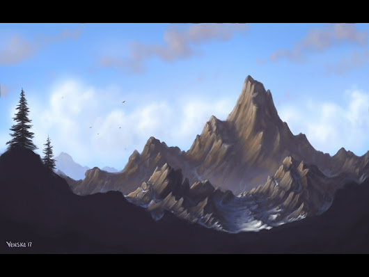 """Jagged Mountain"""
