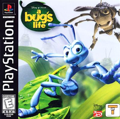 descargar disney pixar a bugs life psx mega
