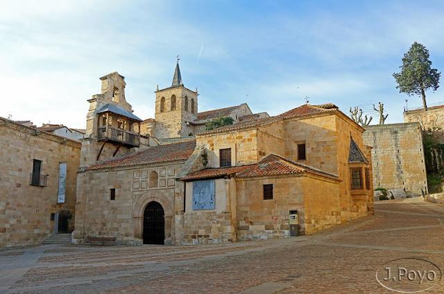Iglesia de Santa Lucía, Zamora