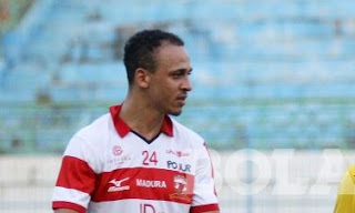 Marquee Player Madura United, Peter Osaze Odemwingie