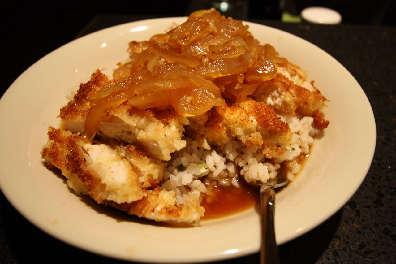 The Roediger House: Meal No. 1732: Japanese Fried Chicken ...
