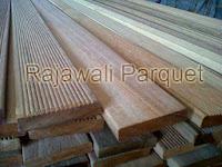 Jual murah decking kayu bengkirai di Surabaya