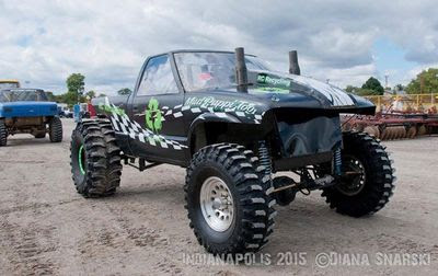 Mud Racer Truck for Sale