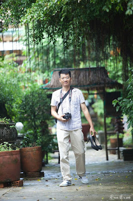 Phan Đăng An - founder Lộc Lâm Furniture