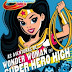 | RESENHA #114 | AS AVENTURAS DE WONDER WOMAN NA SUPER HERO HIGH #1, LISA YEE