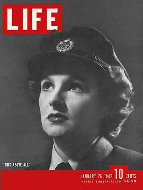 Life magazine feature the WAAFs, 26 January 1942 worldwartwo.filminspector.com