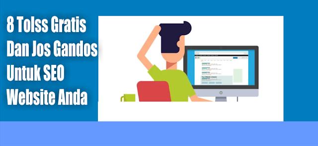 6 Tools SEO gratis dan jos untuk optimasi website