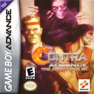 Contra Advance: The Alien Wars EX ( BR ) [ GBA ]