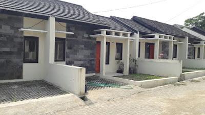 Rumah Cluster Perumahan Sangkuriang Town House Cimahi
