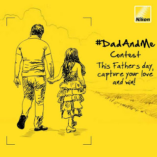 Dad And Me Contest