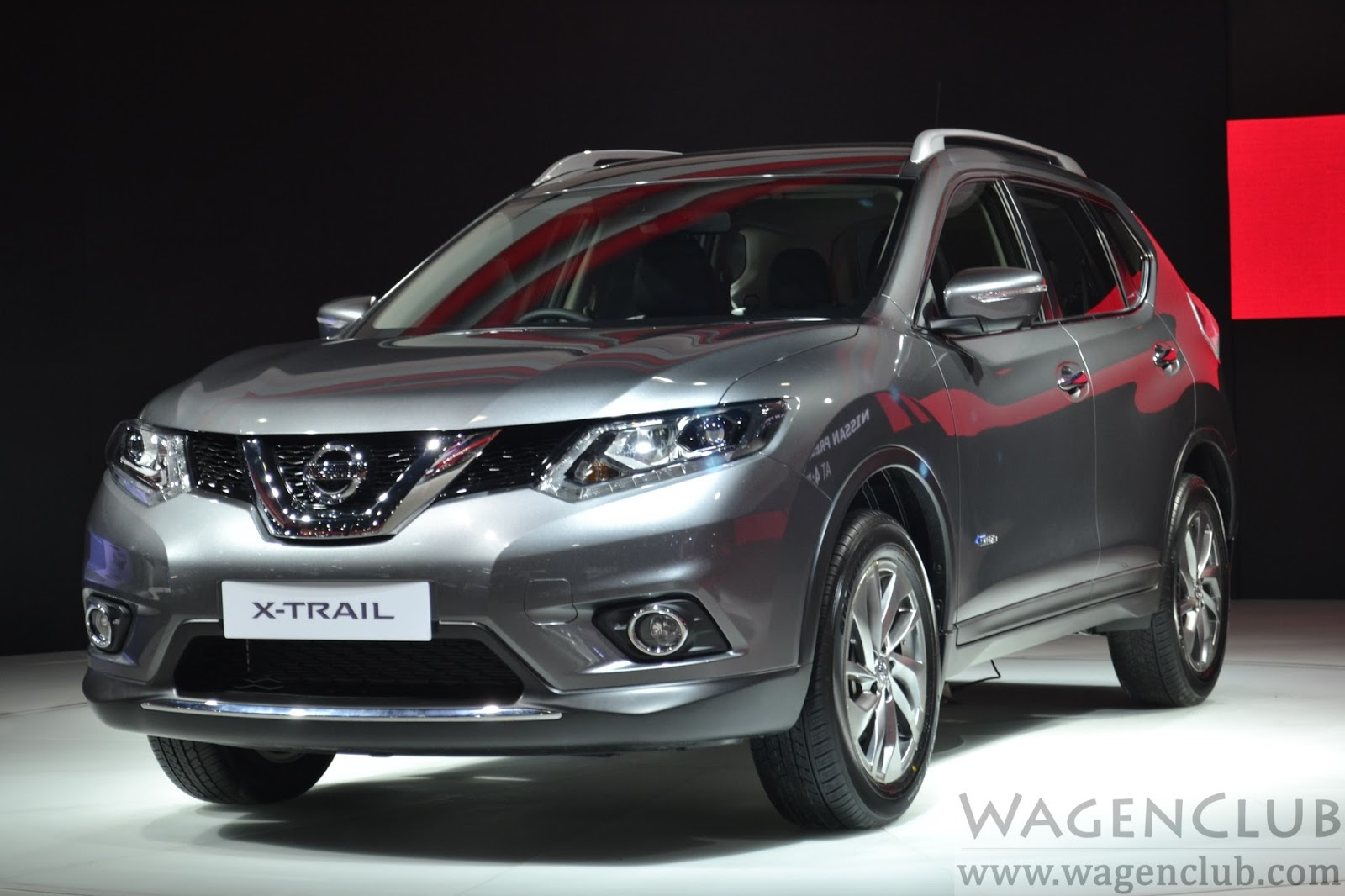 nissan x trail hybrid india debut 2016 auto expo wagenclub blog on cars cvs bikes. Black Bedroom Furniture Sets. Home Design Ideas