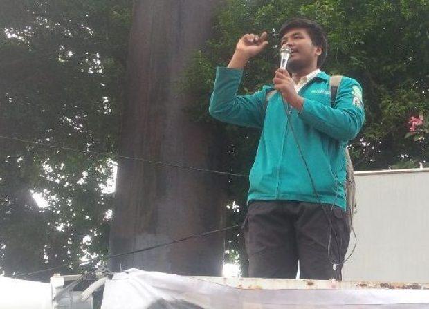BEM Seluruh Indonesia Kutuk Tindakan Represif Aparat terhadap Mahasiswa