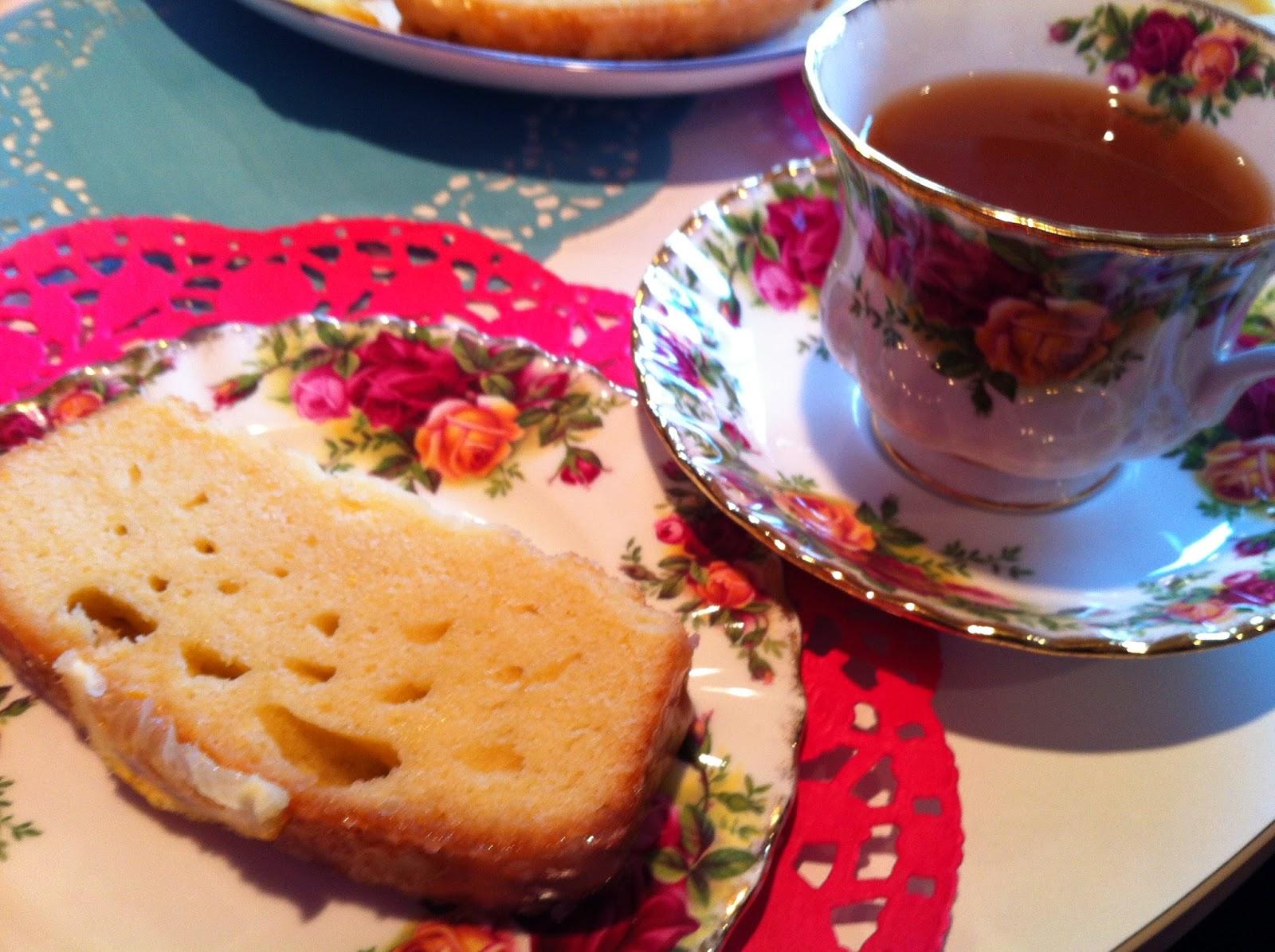 Raymond Blanc Lemon Drizzle Cake Recipe