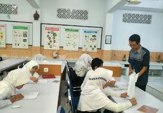 Pelatihan OSN IPA SMPN 1 Kota Bogor