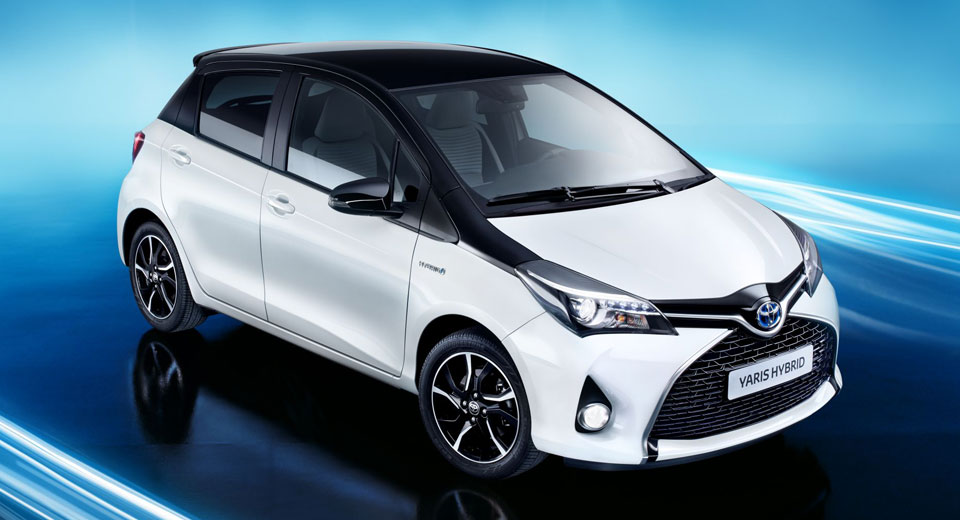 Toyota has rolled out a new special edition of the Yaris that at least ...