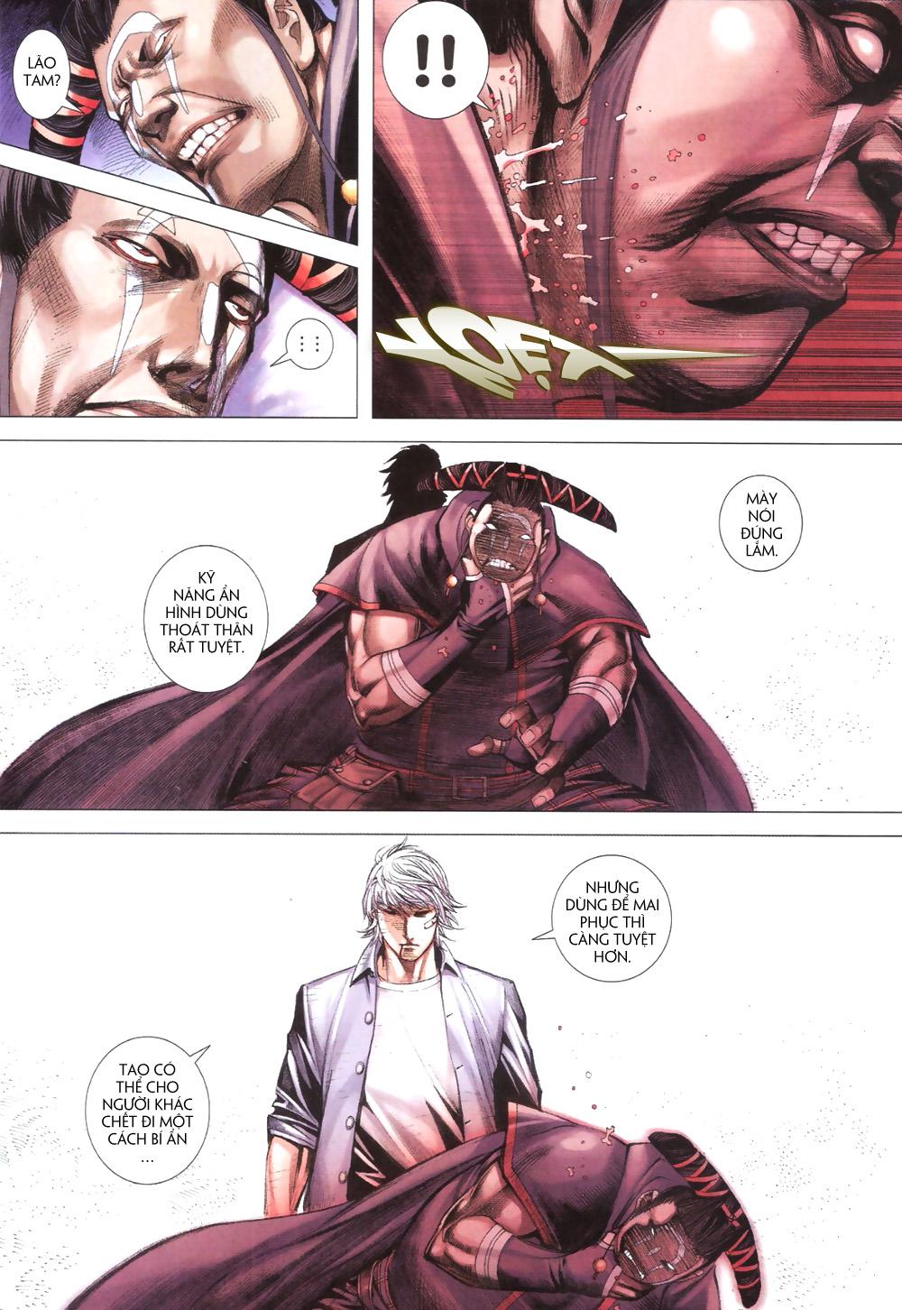 Đại Quân Phiệt chap 9 trang 32