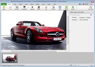 NCH PhotoPad Image Editor Professional 2.88 Full Crack