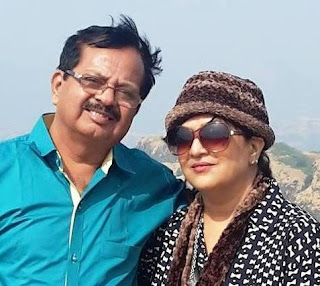 Rucha Gujarathi Family Husband Son Daughter Father Mother Marriage Photos Biography Profile.
