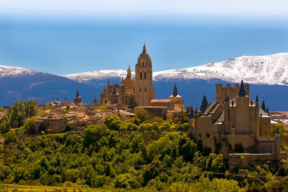 Segovia, Castile and León, Spain