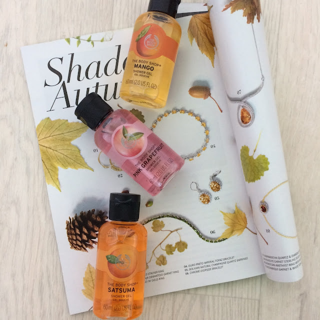 The-Body-Shop-60ml-shower-gels-review-flatlay
