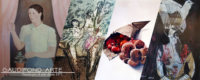 Colección Gaudifond Arte venta online de obras de arte moderno